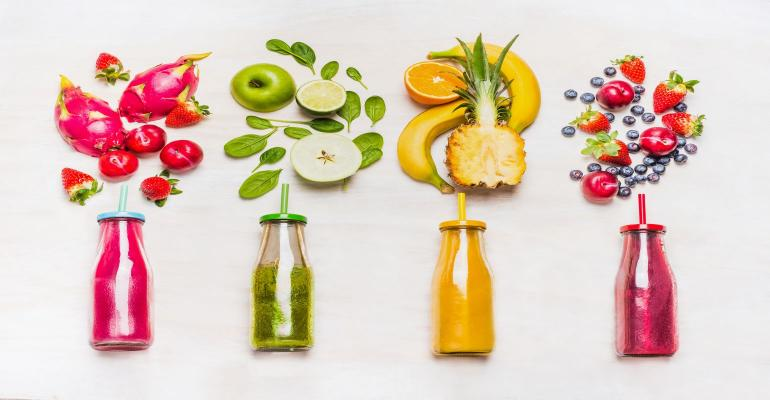 Organic ingredient supply chain considerations