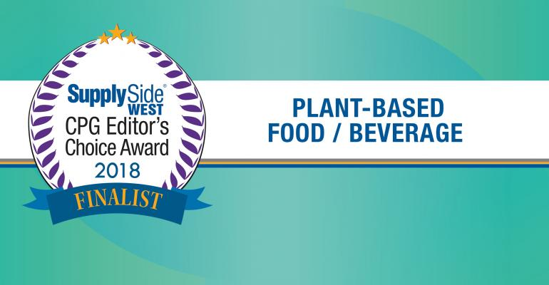 plant-based food beverage ECA finalists
