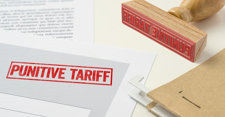 Punitive Tariffs Challenge Natural Products Industry