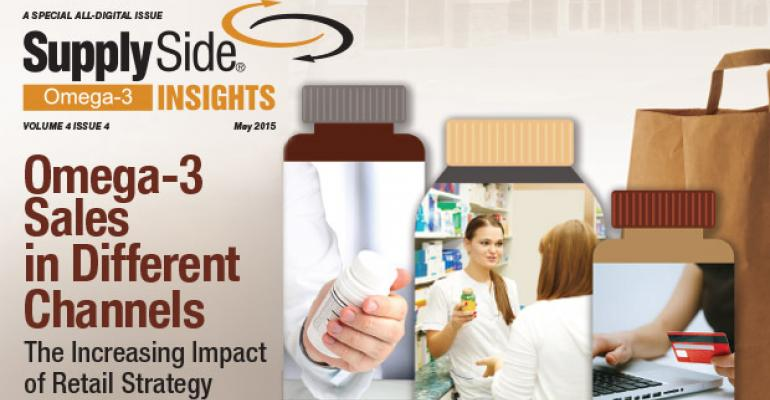 Omega-3 Insights Magazine: Omega-3 Sales in Different Channels