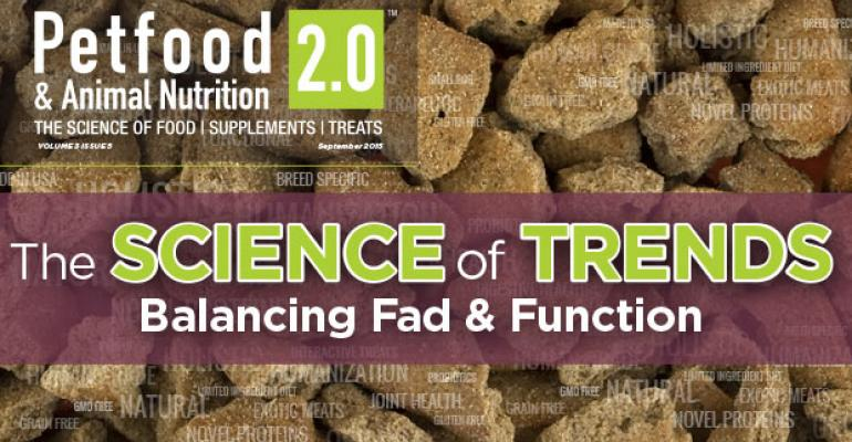 Petfood & Animal Nutrition 2.0 Magazine: The Science of Trends