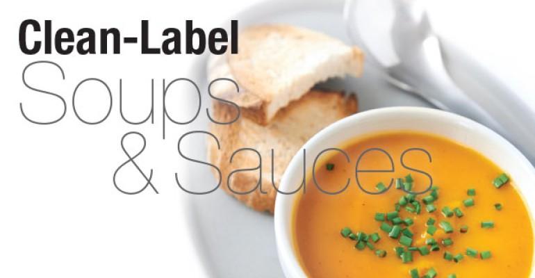 Soups Sauces