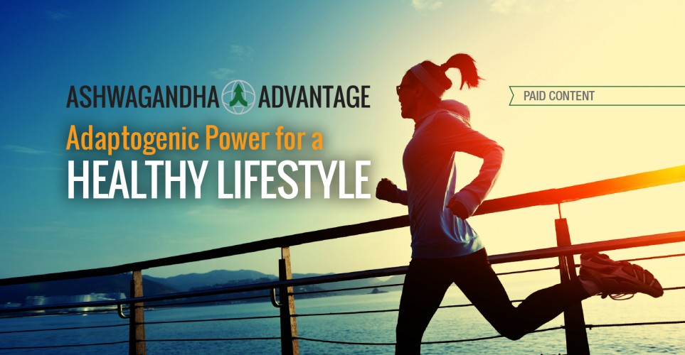 Digital Magazine: Adaptogenic Power for a Healthy Lifestyle