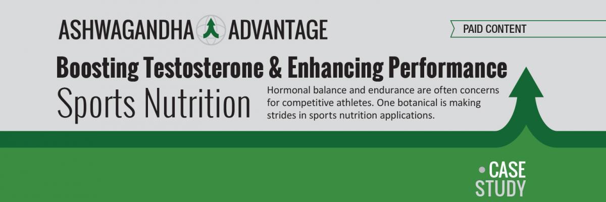 Report: Boosting Testosterone