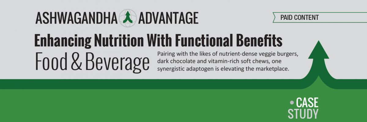 Report: Enhancing Nutrition With Functional Benefits
