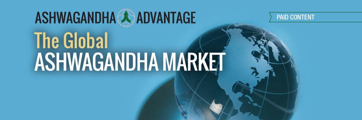 Digital Magazine: The Global Ashwagandha Market