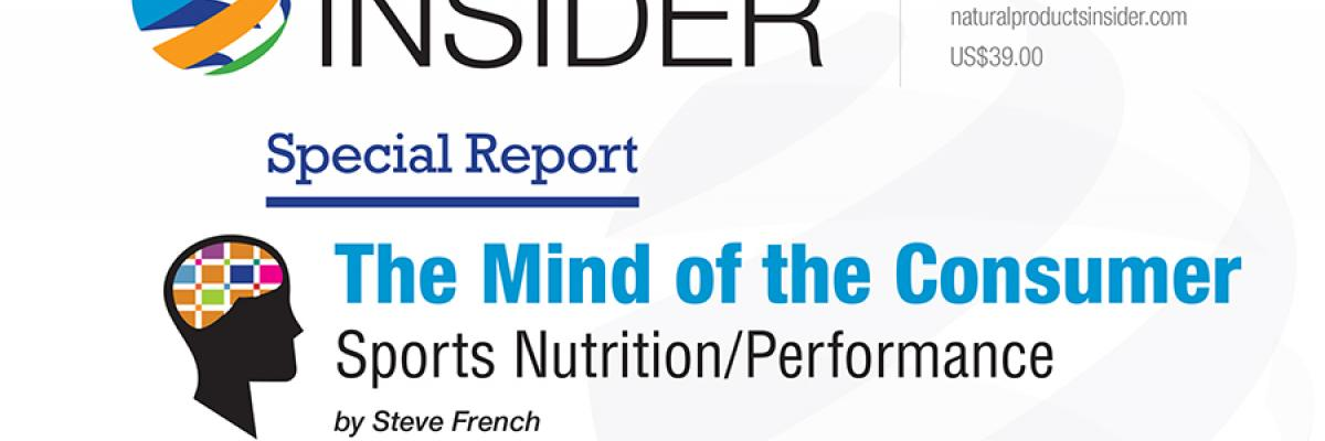 The Mind of the Consumer: Sports Nutrition/Performances