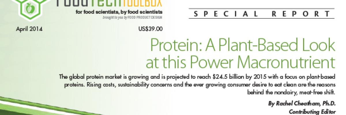 Protein: A Plant-Based Look at this Power Macronutrient