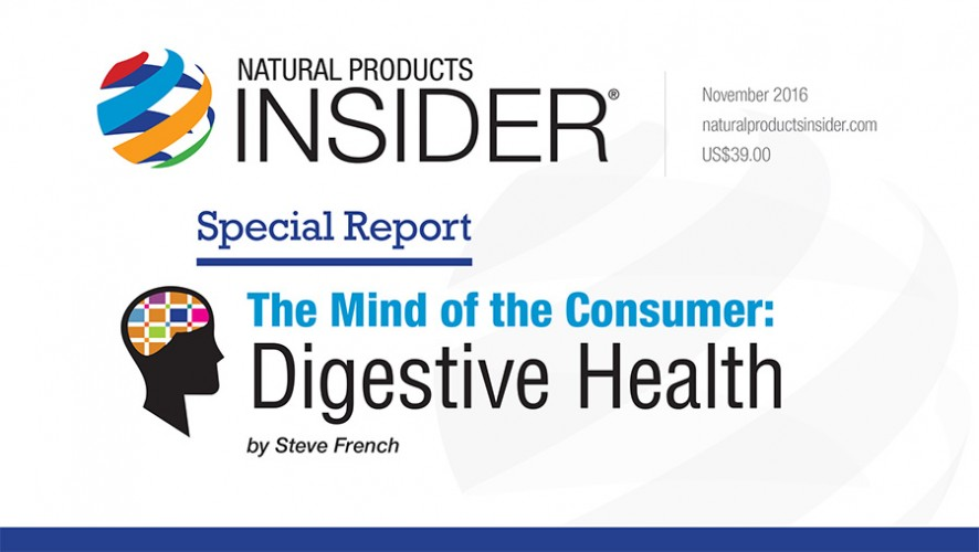 The Mind of the Consumer: Digestive Health