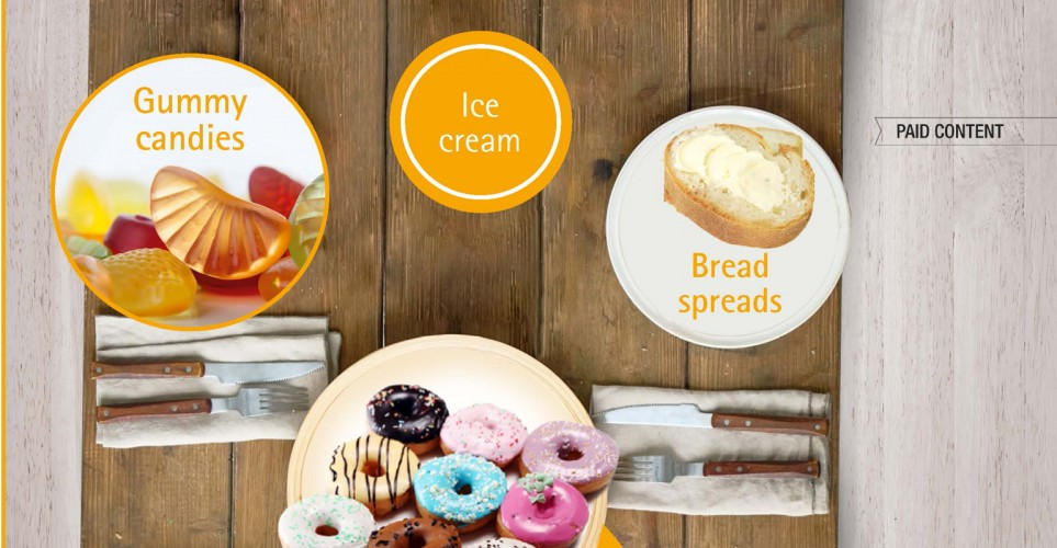 Versatile clean-label gelatine for varied applications – infographic