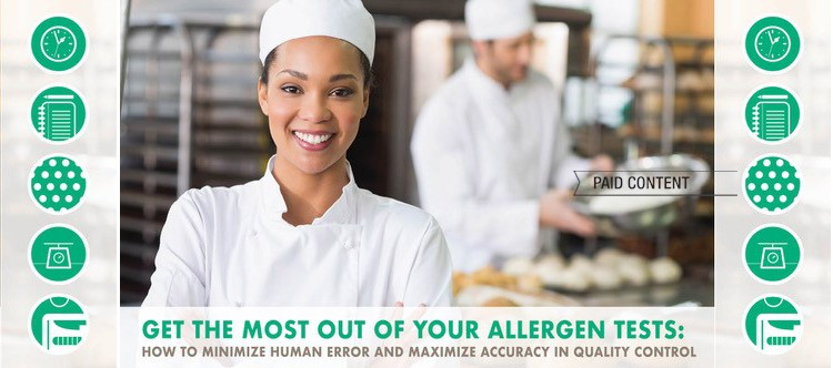 Get the most out of allergen tests – white paper