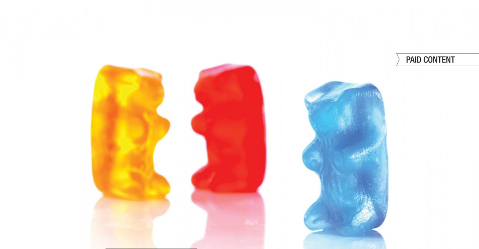 Fast turn-around starch free gummies, a new approach – white paper