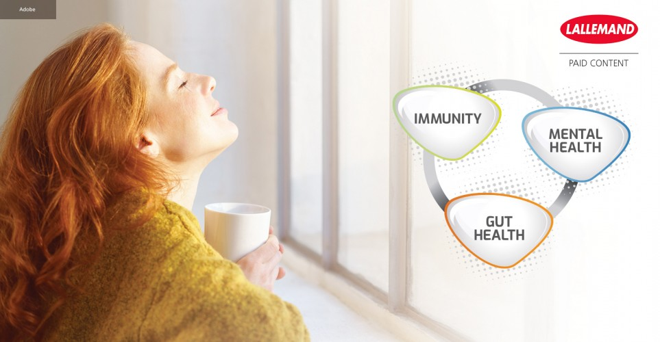 Taking care of immunity and mental health with the right probiotics – white paper