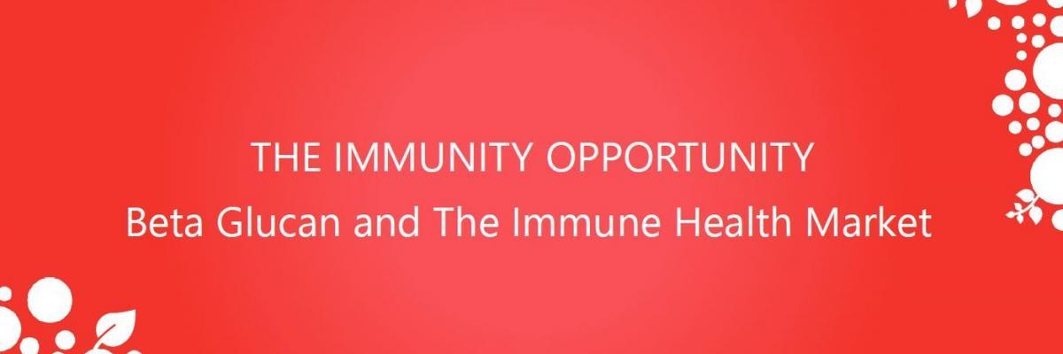 The Immunity Opportunity – Webinar