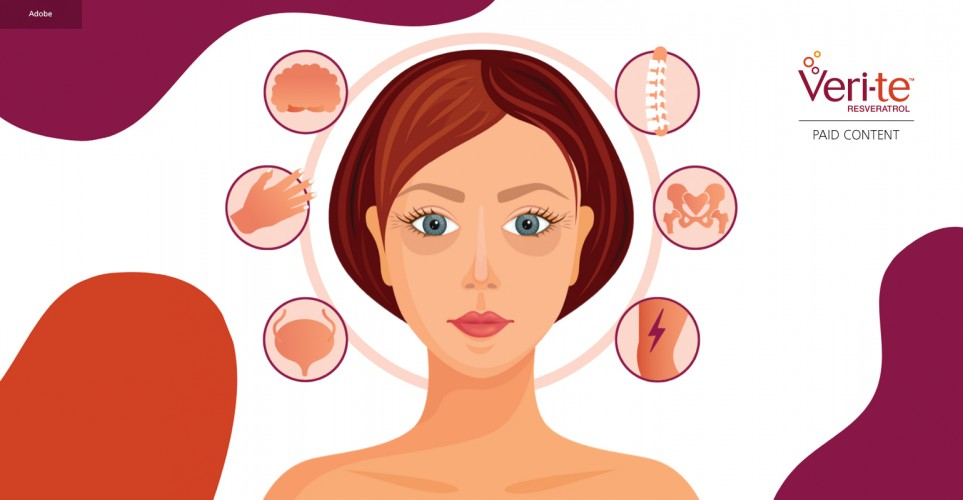 Supporting women's health with resveratrol – infographic