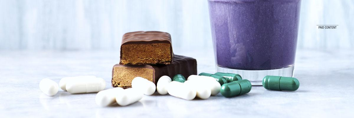 Clean energy: healthy pick-me-ups for mind and body – formulator's resource