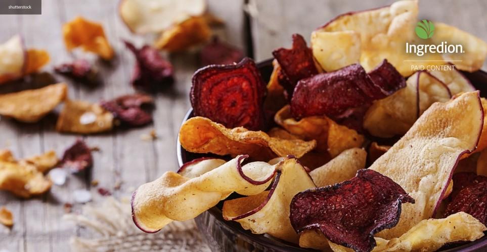 Formulating modern snacks for nutrition and taste – download