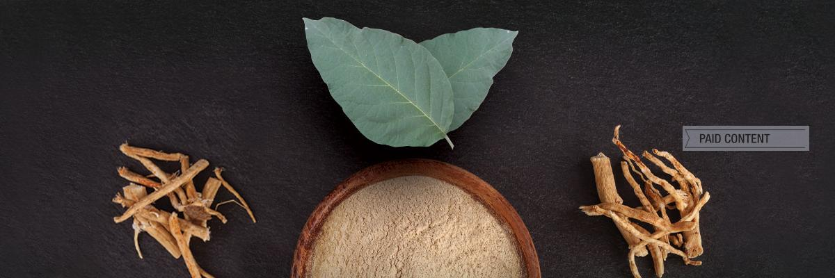 Sensoril® Ashwagandha: Harnessing the power of leaf & root – white paper