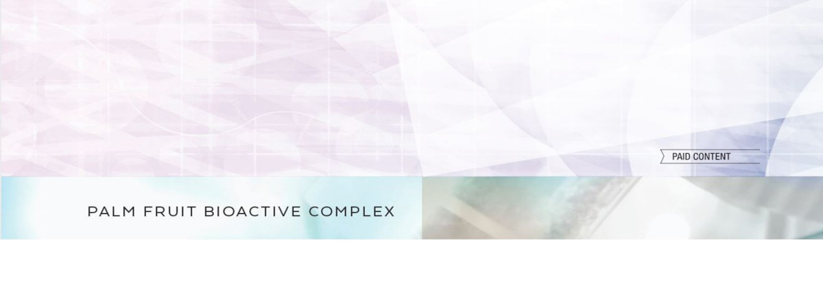 Introducing Palm Fruit Bioactive complex – white paper