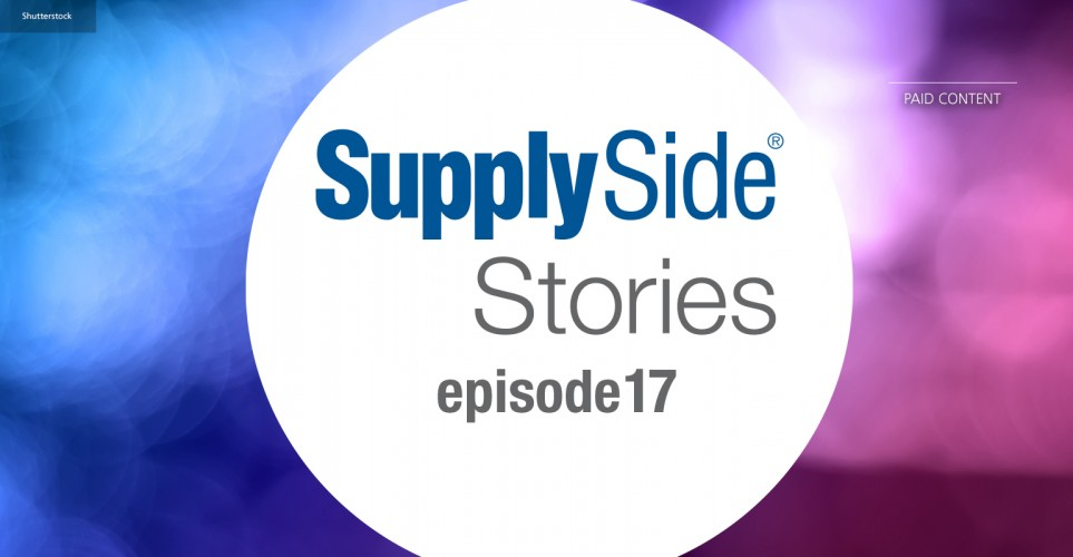 SupplySide Stories Episode 17: How ADM is predicting the future of wellness—and delivering solutions – podcast