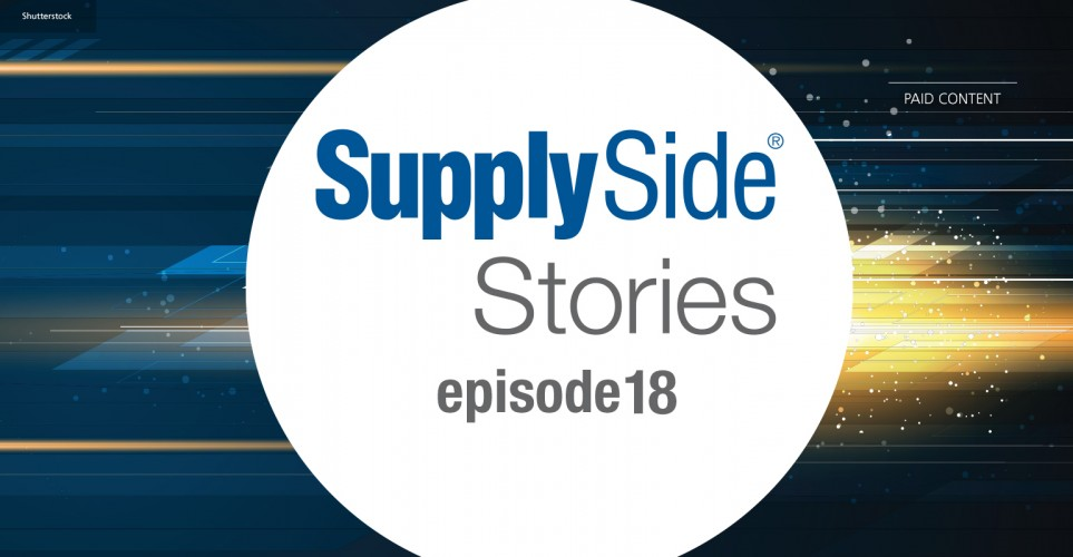 SupplySide Stories Episode 18: Probiotic applications: Overviewing commercial-level probiotic formulation challenges – podcast