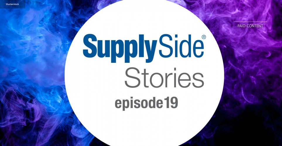 SupplySide Stories Episode 19: Seaweed's bodyguard is your best friend: Meet fucoidan – podcast