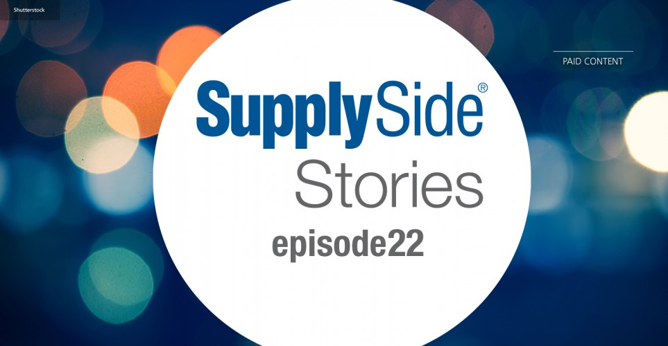 SupplySide Stories Episode 22: A pragmatist's guide to hemp innovation under regulatory uncertainty – podcast