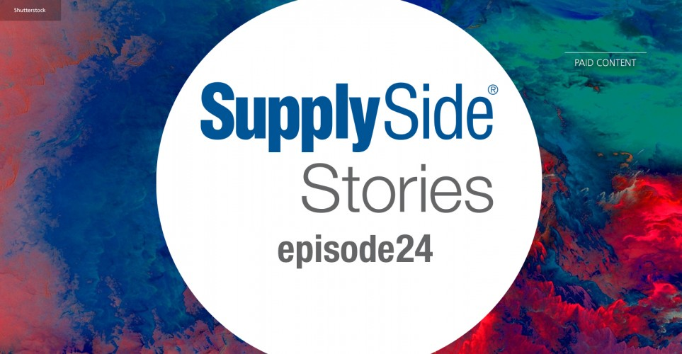 SupplySide Stories Episode 24: Astaxanthin provides super-charged benefits for skin – podcast