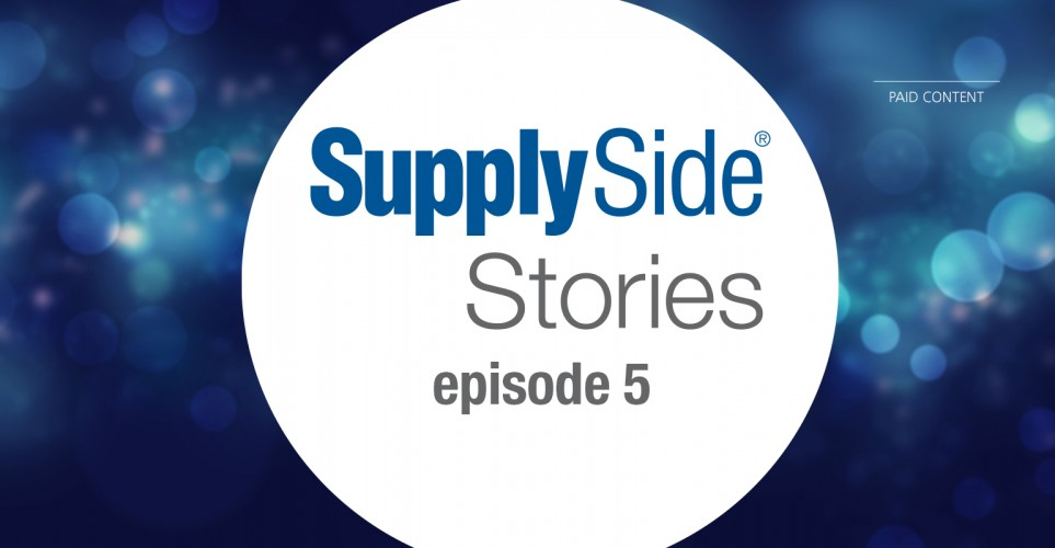 SupplySide Stories Episode 5: Sweetening considerations for differing applications - dairy, beverage, snack – podcast
