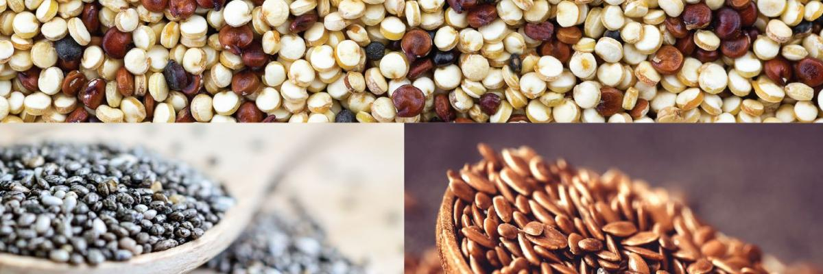 Esca Bona ingredient trend series: Ancient grains