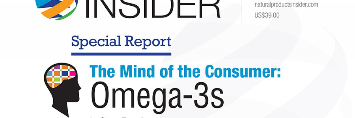 The Mind of the Consumer: Omega-3s