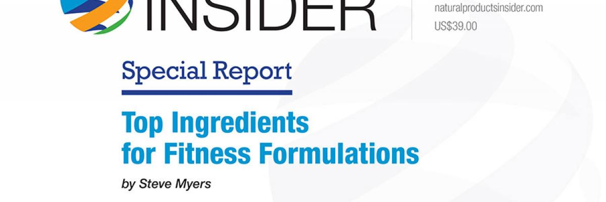 Top Ingredients for Fitness Formulations