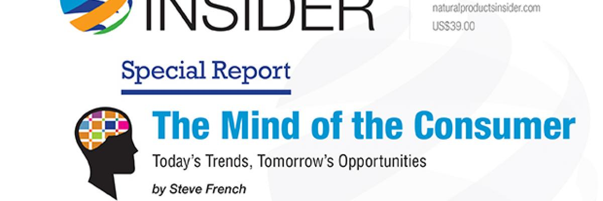 The Mind of the Consumer: Today's Trends, Tomorrow's Opportunities