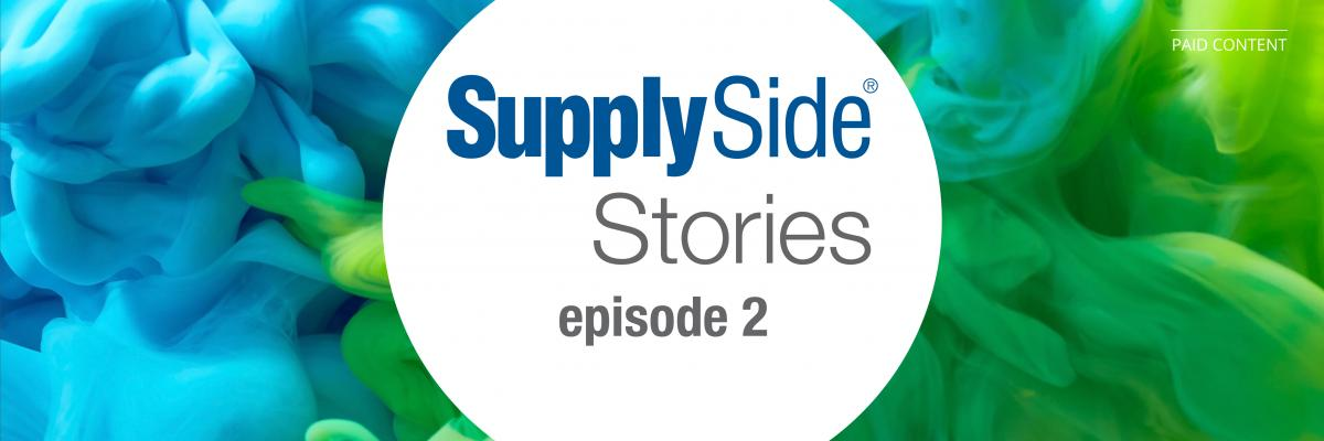 SupplySide Stories Episode 2: A new Masters of Science degree that can propel your career as a business leader in the nutrition industry – podcast
