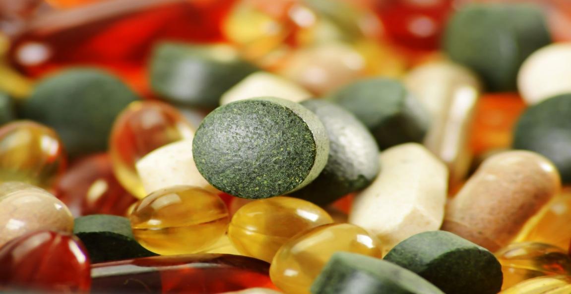 Dietary supplement pills 2019