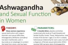 AA and Sexual Function