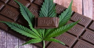 edible CBD chocolate