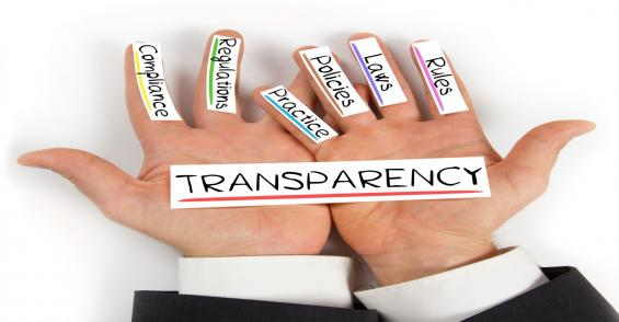 Transparency in the marketplace – slide show
