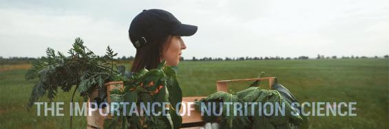 The importance of nutrition science – video