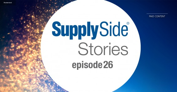 SupplySide Stories Episode 26: The plant-based softgel solution that delivers – video