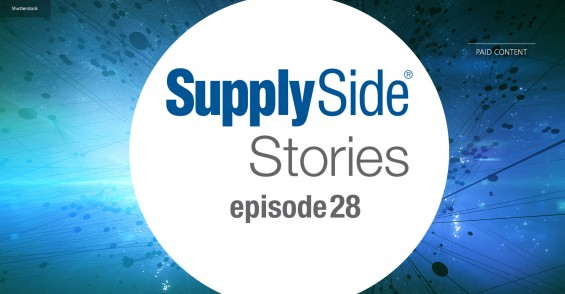 SupplySide Stories Episode 28: Sustainability commitments – TSI Group Bio-Active Ingredients leads the way – video