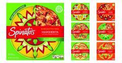 Spinato's gluten-free pizza