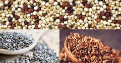 Ancient grains report