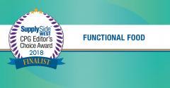 2018 ECA Functional Food finalists